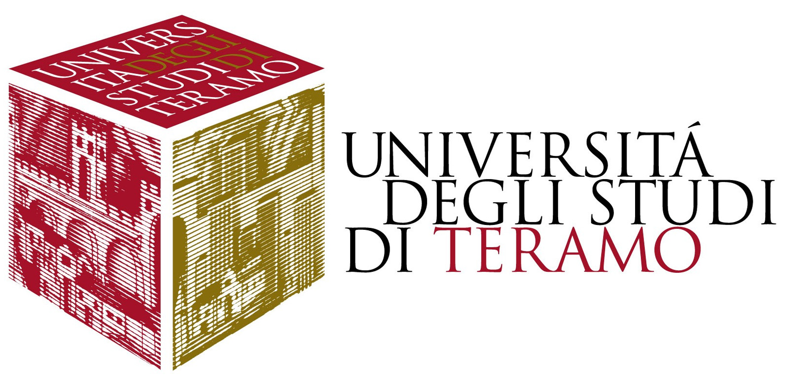 unite il logo delluniversit224 degli studi di teramo