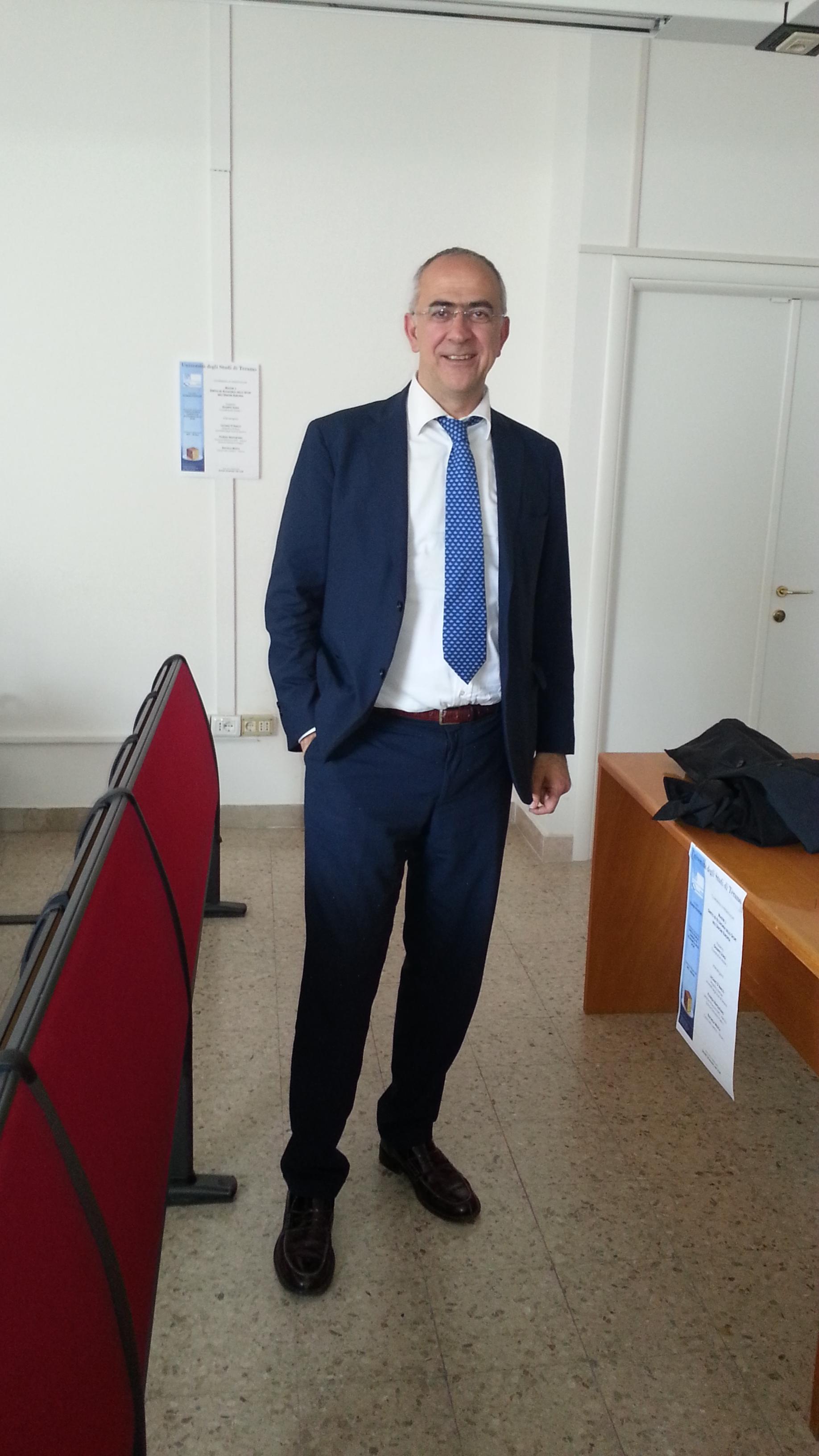 Prof. DE CAROLIS Diego