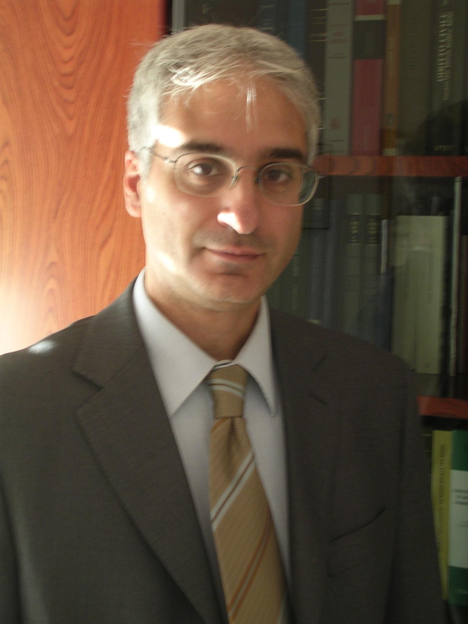Prof. GIORDANO Domenico