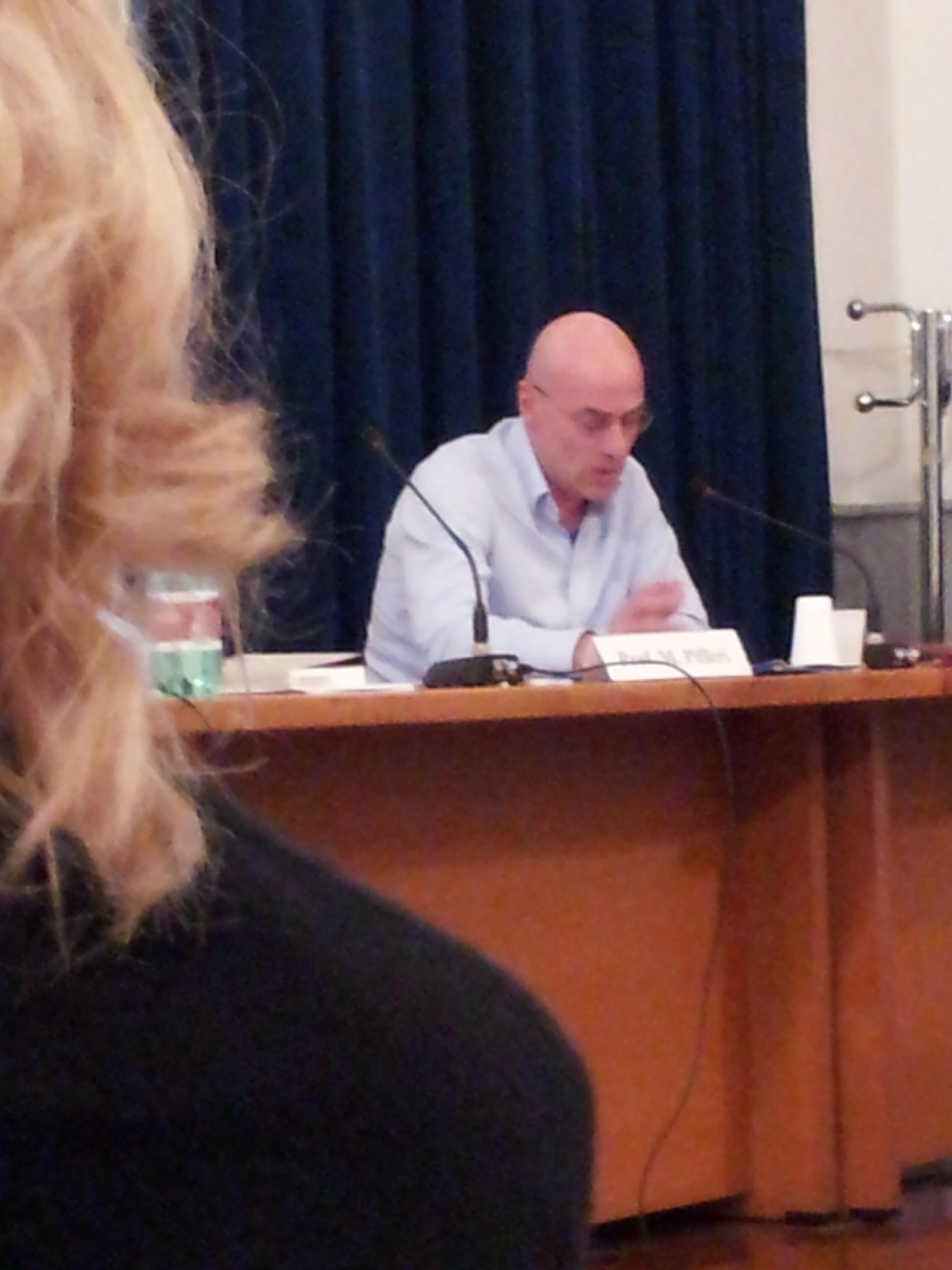 Prof. MARCHETTI Paolo