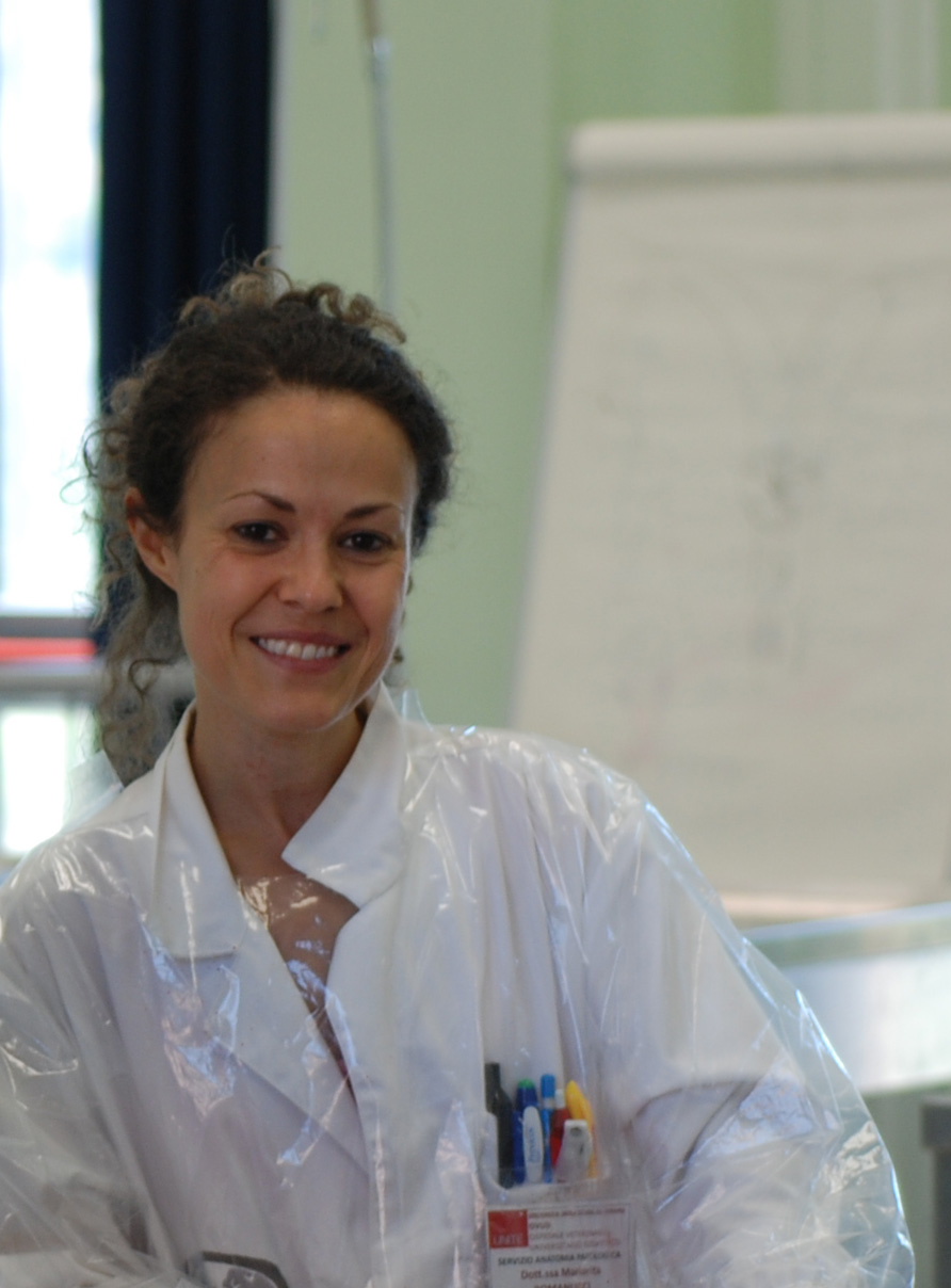 Prof. ROMANUCCI Mariarita