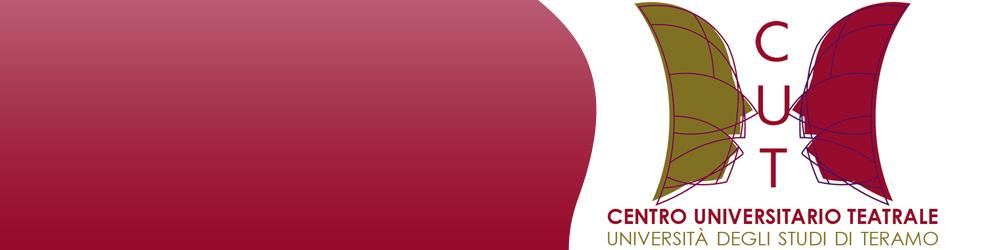 Da ottobre a novembre la seconda edizione del CUT, il Centro Universitario Teatrale di UniTe