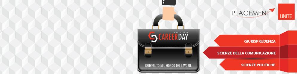 Partecipa al Career Day del Polo Umanistico Unite 2016