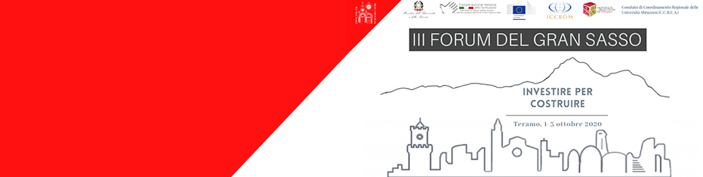 III Forum Internazionale del Gran Sasso