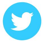 Pagina ufficiale di twitter dell'Università di Teramo