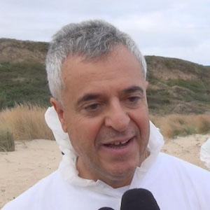 Il professor Giovanni Di Guardo