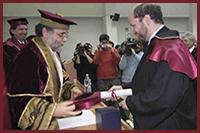 Laurea Honoris Causa ad Adriano Aguzzi