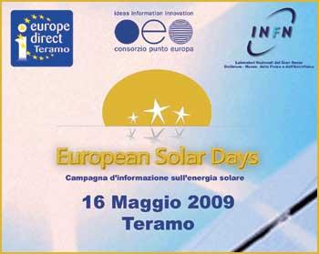 European Solar Day