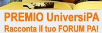 Premio universiPA. Racconta il tuo Forum PA