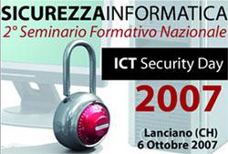 Seminario nazionale sulla sicurezza informatica