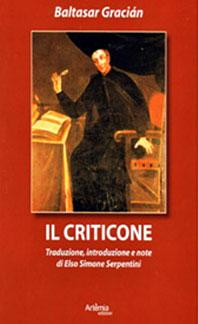 """La copertina de """"Il criticone"""""""