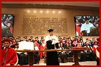 Inaugurazione dell'Anno Accademico 2014-2015