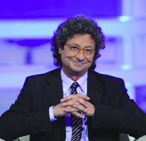Riccardo Cucchi, caporedattore Sport di Radio Rai