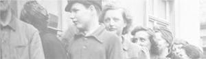 Uomini e donne in fuga nel secondo dopoguerra