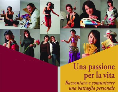 """Immagini tratte dal calendario """"Una passione per la vita"""" , un progetto per rimuovere la paura del cancro al seno"""