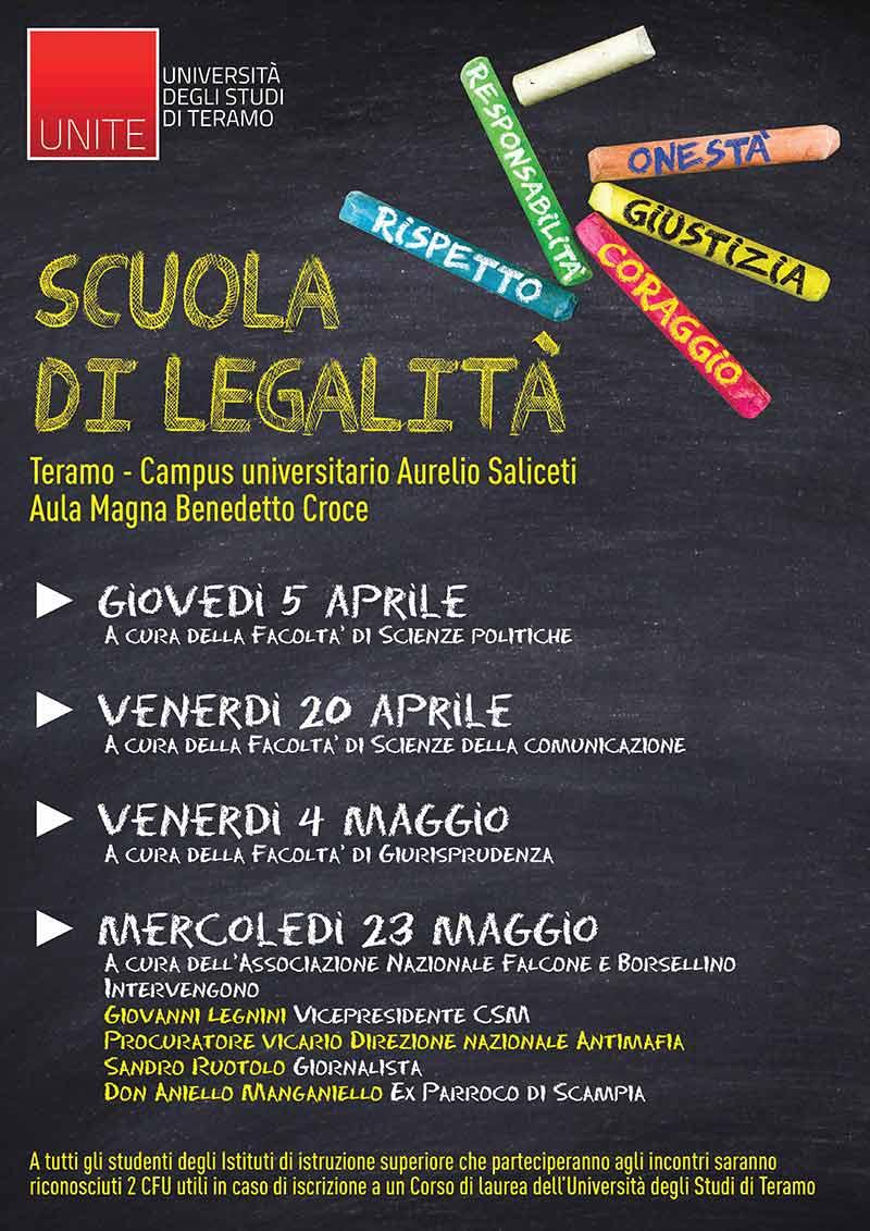 Scuola di legalità