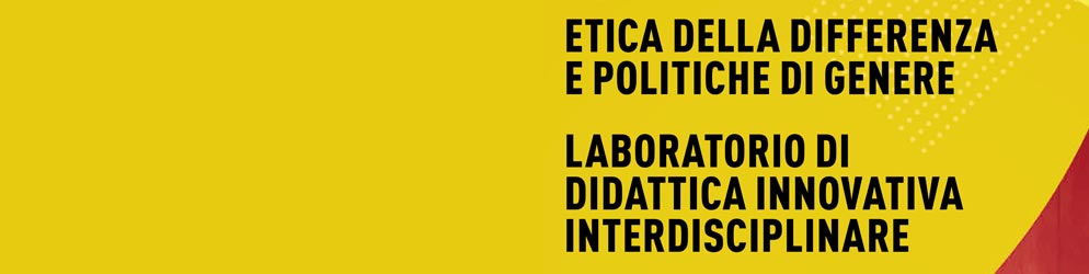 Etica della differenza e politiche di genere