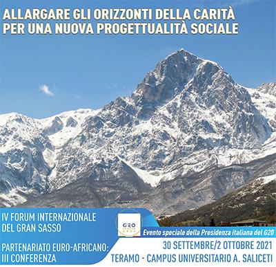 IV Forum internazionale del Gran Sasso