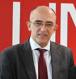 Il professor Romano Orrù