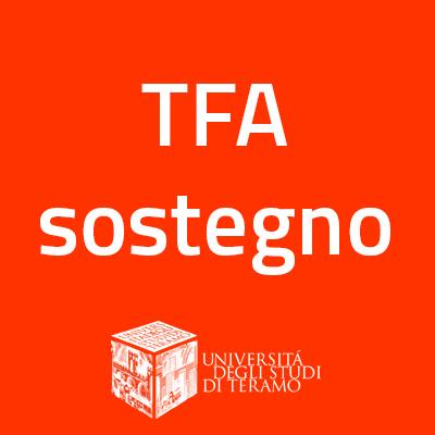 TFA Sostegno