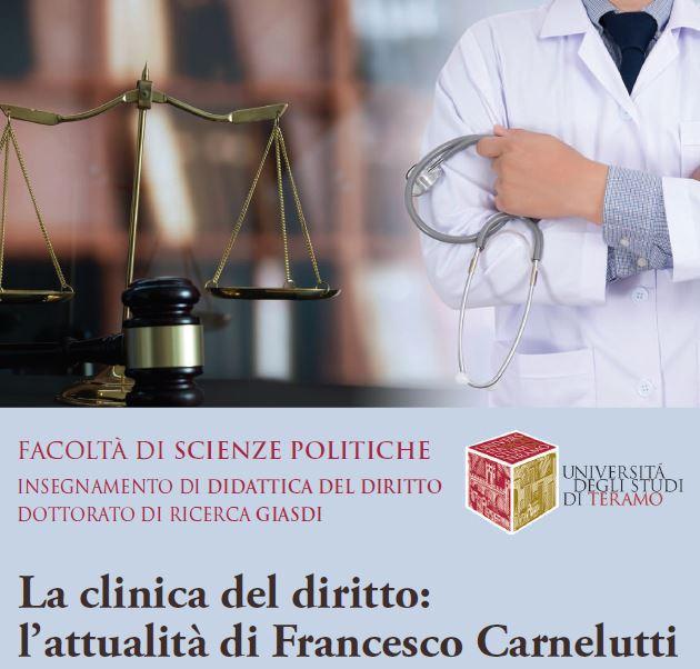 Università di Teramo - La clinica del diritto