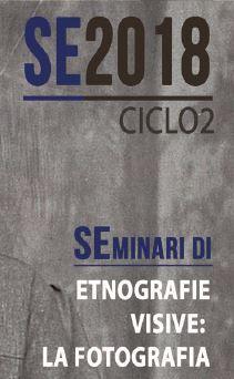 """Ciclo di seminari """"Etnografie visive: la fotografia"""""""