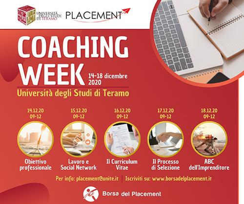 Coaching week