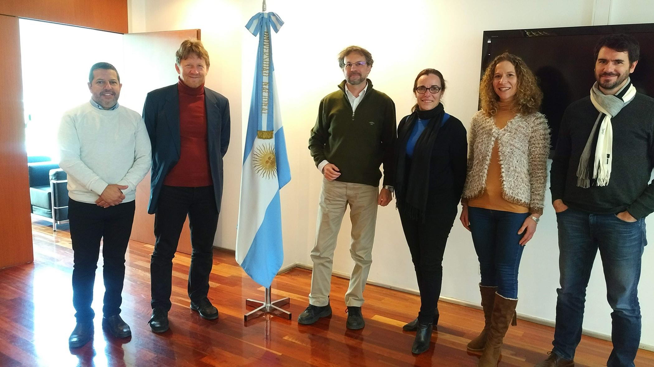 UniTE in Argentina