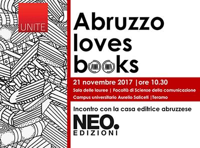 Abruzzo Loves books