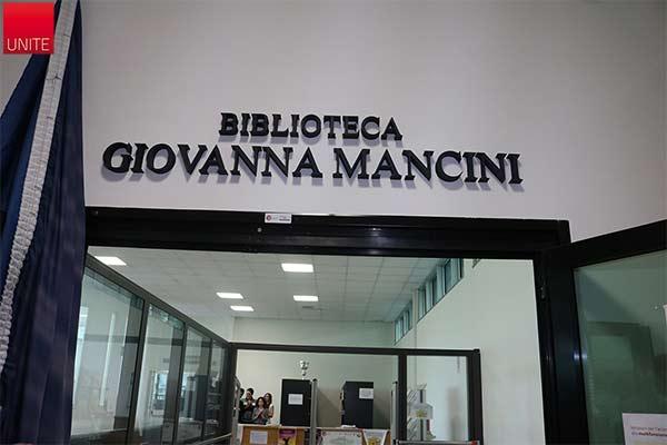 Biblioteca Giovanna Mancini