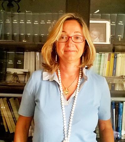 Prof.ssa Elisabetta Rosafio
