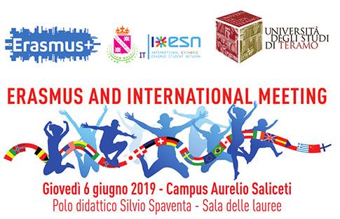 Erasmus international meeting