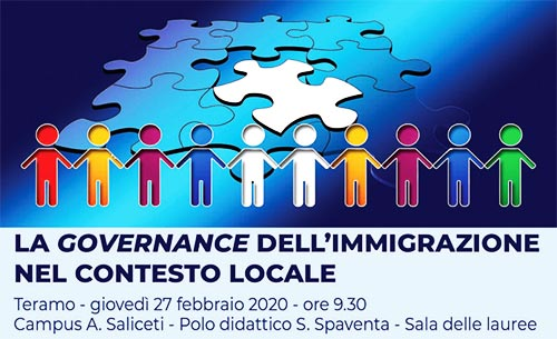 """""""La governance dell'immigrazione nel contesto locale"""""""