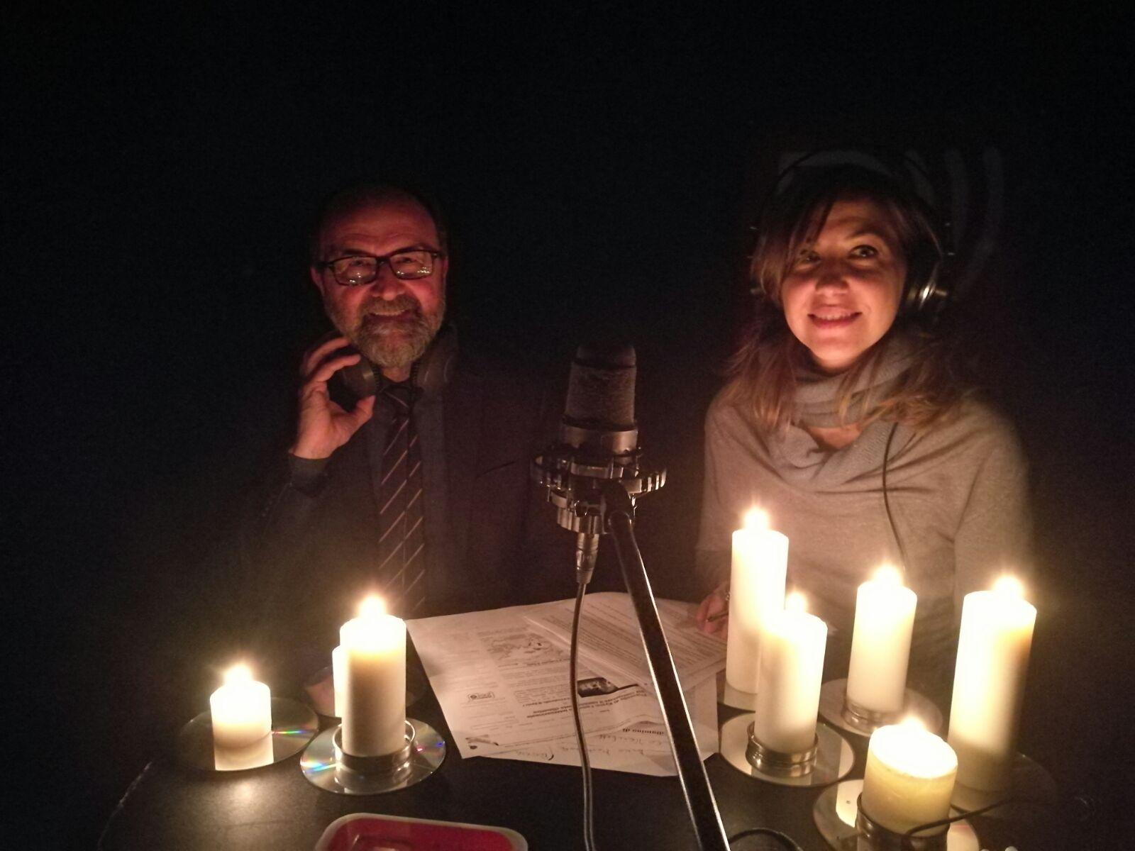 Pro Rettore prof. Dino Mastrocola, Monica Ferrante di Radio Frequenza