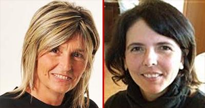 Prof.ssa Barbara Barboni e prof.ssa Valentina Russo
