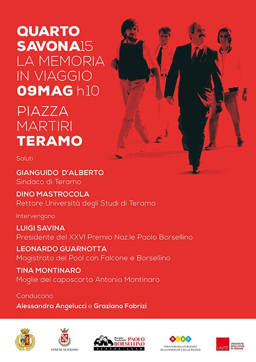 """""""Quarto Savona 15"""" la memoria in viaggio"""