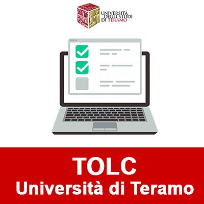 TOLC Università di Teramo