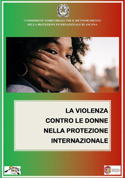 """Pubblicazione """"Violenza contro le donne nella protezione internazionale"""""""