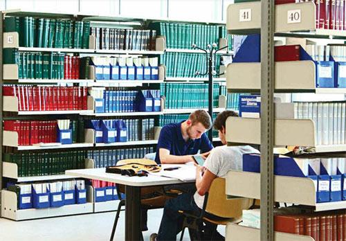 """Biblioteca Campus """"Aurelio saliceti"""""""
