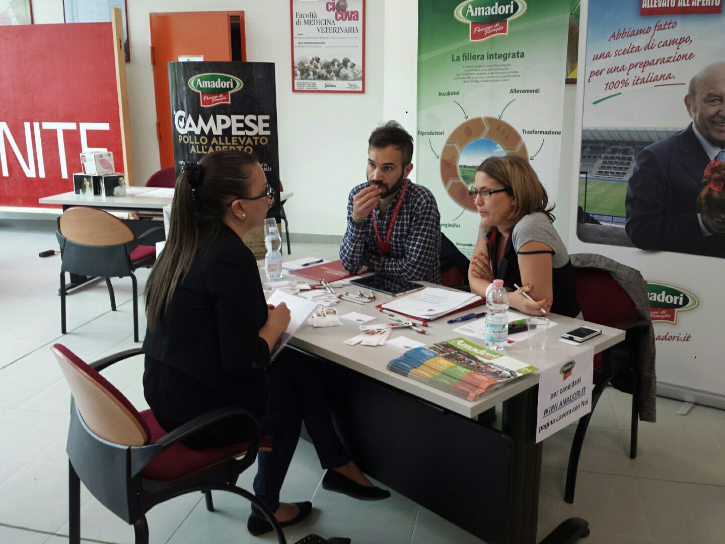 Career Day 2014: laureati e laureandi incontrano le aziende