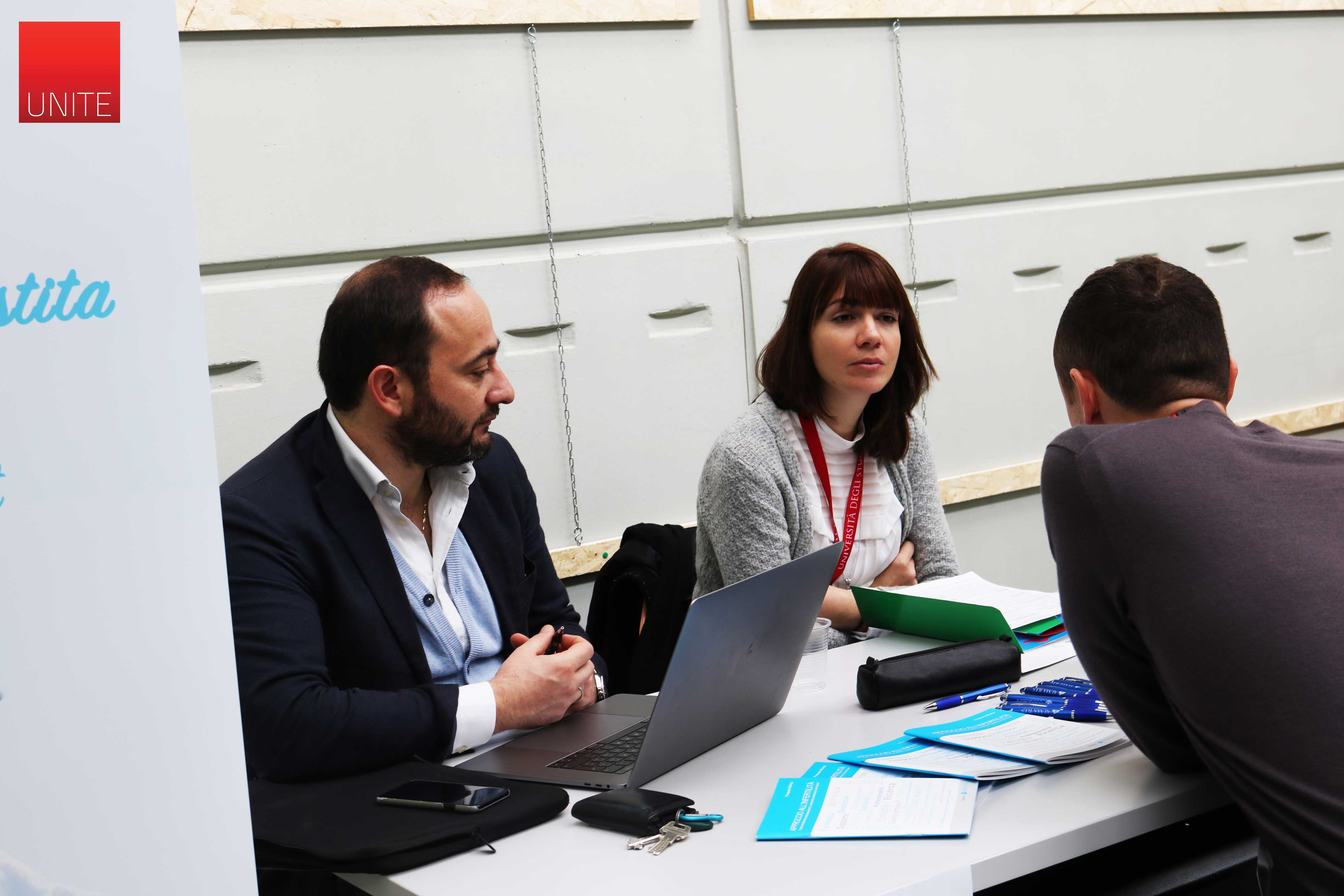 Career day del Polo scientifico 2018