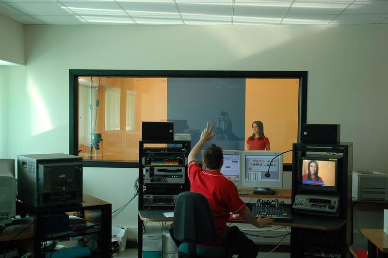 Il laboratorio televisivo