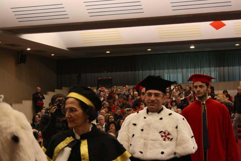 Cerimonia di inaugurazione dell'Anno Accademico 2014-2015