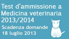 Test d'ammissione a Medicina veterinaria