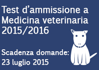 Ammissione a Medicina veterinaria