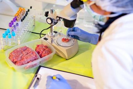 Ispezione degli alimenti di origine animale