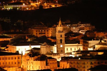 The Town of Teramo