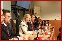 Visita del Ministro della Pubblica Istruzione Stefania Giannini