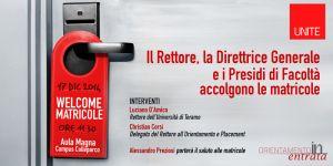 Welcome matricole 2014