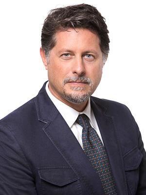Il prof. Enrico Dainese